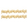 Matgami Beads 8/0 Metallic Dark Gold Terra Color